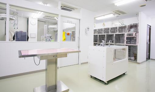 入院治療室